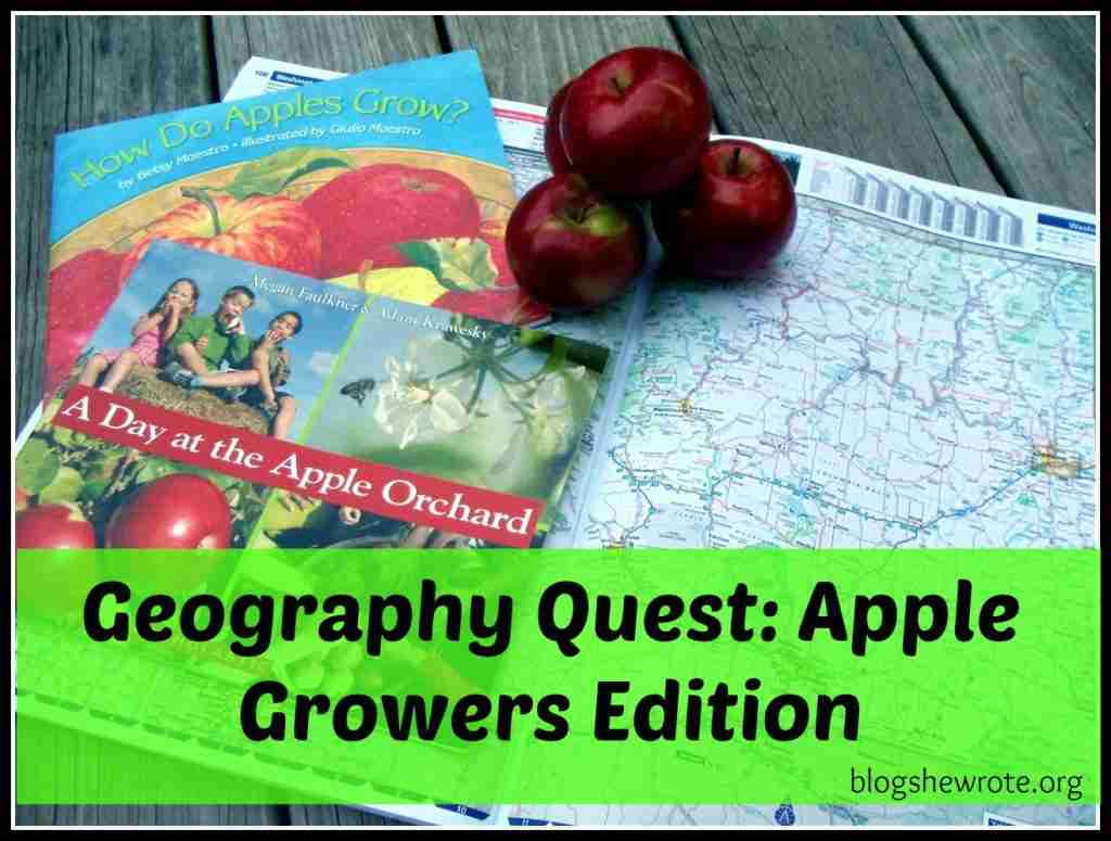 Geography Quest Apple Growers Edition