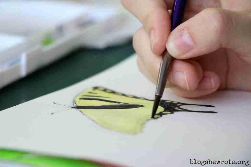 Art & Nature Study with Beatrix Potter