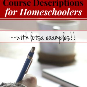 Finishing Strong- Homeschooling the Middle & High School Years