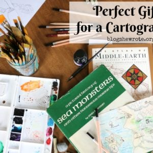 Perfect Gifts for a Cartographer