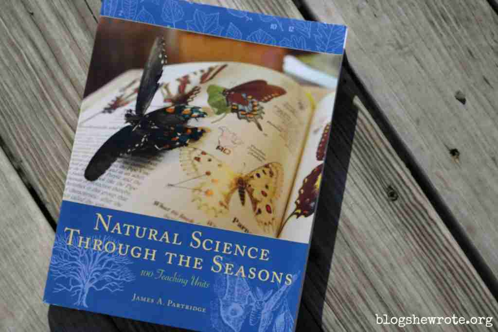 November Nature Journal Calendar