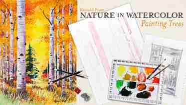 Nature in Watercolor
