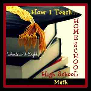 Finishing Strong- Homeschooling the Middle & High School Years 118