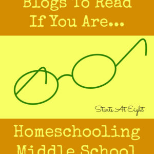 Finishing Strong- Homeschooling the Middle & High School Years 126
