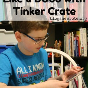 Teach STEM Like a Boss with Tinker Crate