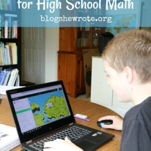 How to Use Online Help for High School Math