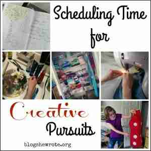 Finishing Strong- Homeschooling the Middle & High School Years 132