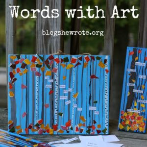 How to Mix Words with Art