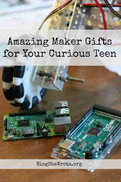 Amazing Maker Gifts for Your Curious Teen