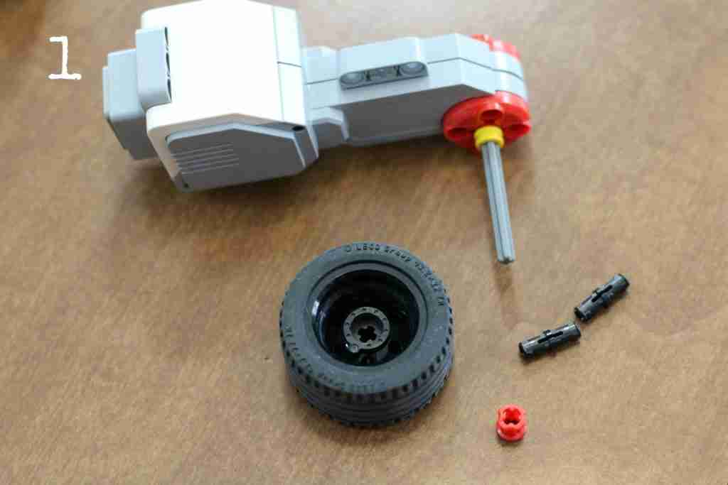 How to Build a Simple EV3 Robot - Blog, She Wrote